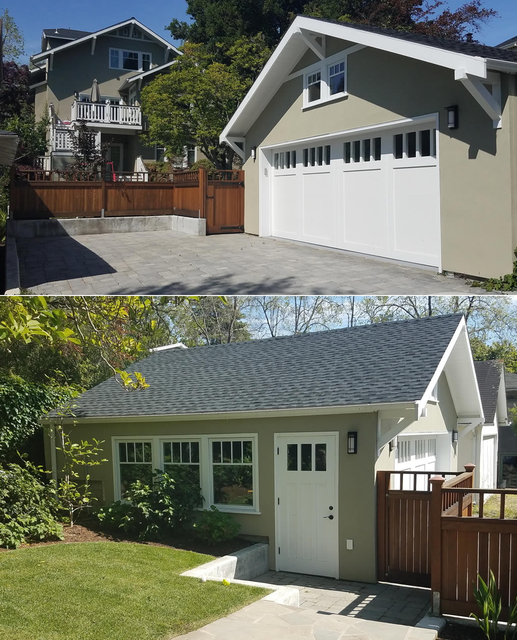 Piedmont Garage - Award Winning design by Studio G+S Architects, Berkeley